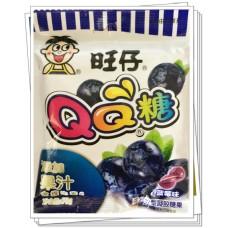 旺仔 QQ糖 蓝莓味