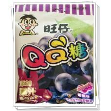 旺仔 QQ糖 葡萄味