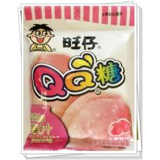 旺仔 QQ糖 水蜜桃味