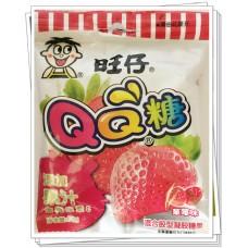旺仔 QQ糖 草莓味