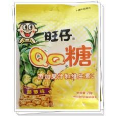 旺仔 QQ糖 菠萝味