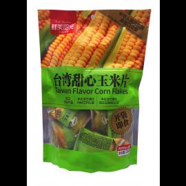 鲜美阳光 台湾甜心玉米片